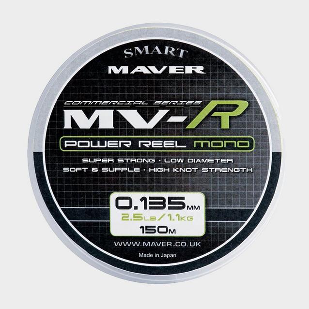 Multi Maver 0.21mm 9.2lb Mv-R Power Mono 150m image 1
