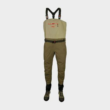 Green/Beige TFGEAR Airweld Chest Waders