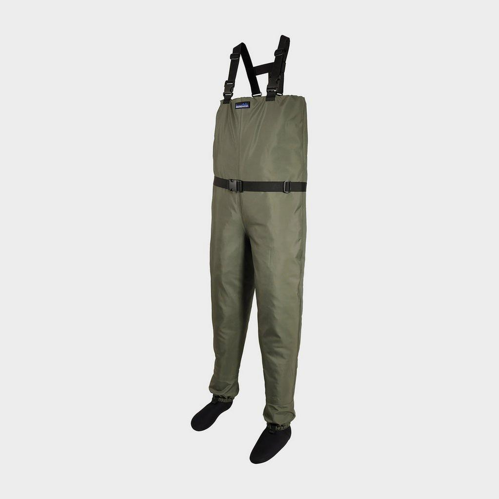 Green TFGEAR Hardwear Pro Breathable Chest Waders image 1