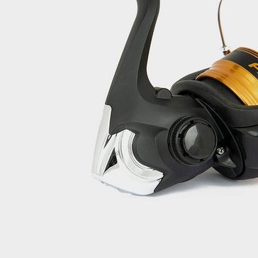 Black SHIMANO FX1000 FC Reel