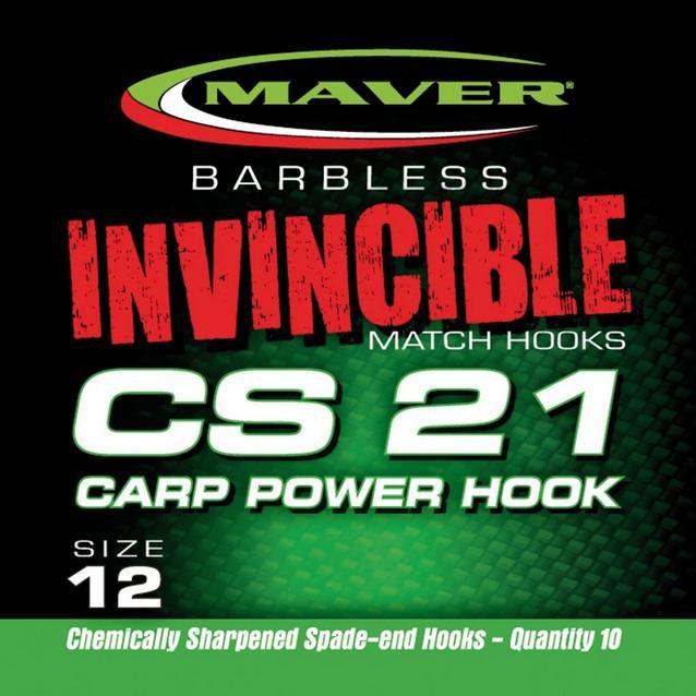 Silver Maver Invincible Cs21 Hk Size 14 image 1