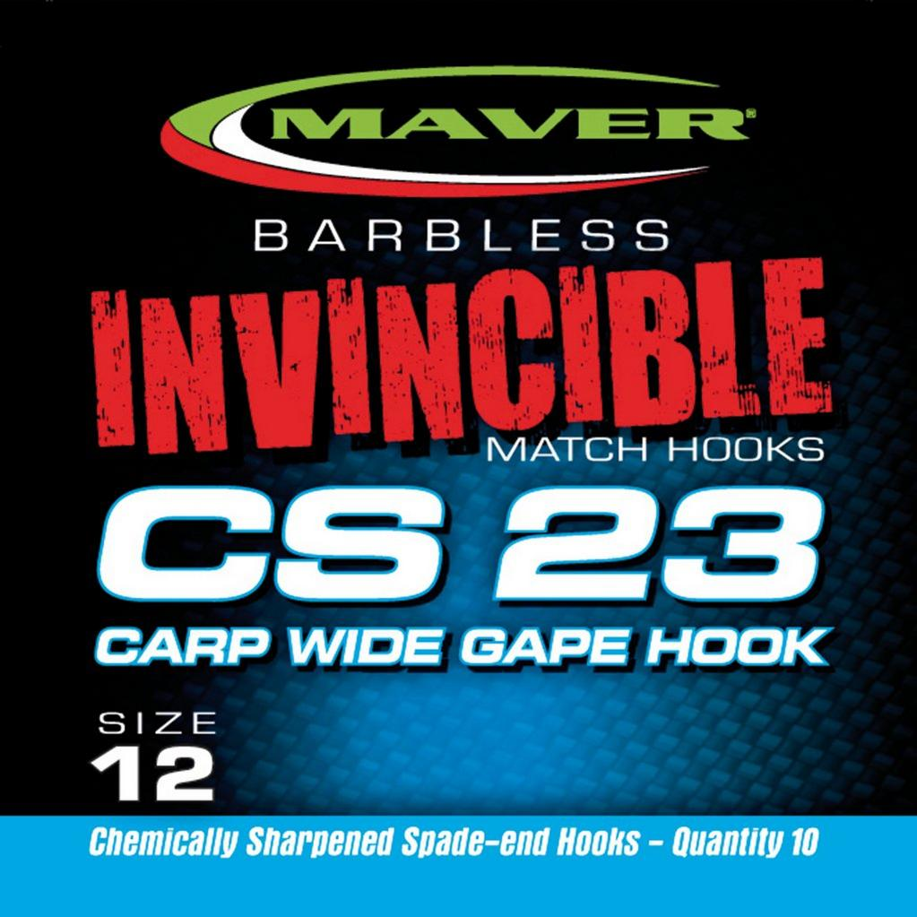 Silver Maver Invincible Cs23 Hk Size 12 image 1