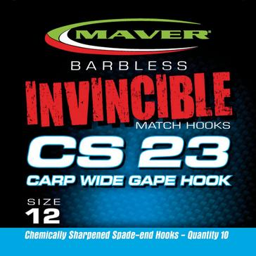 Silver Maver Invincible Cs23 Hk Size 12
