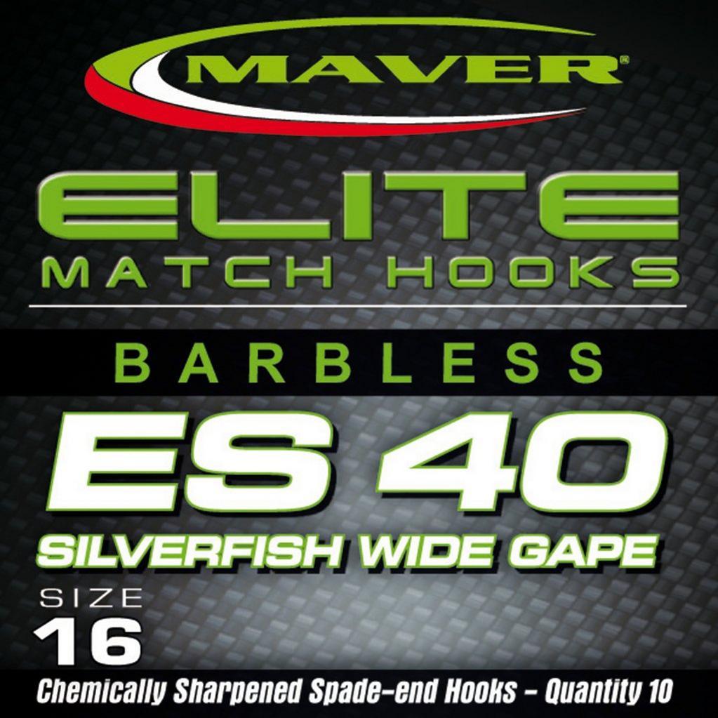 Black Maver Elite Es40 Match Hk Sz 20 image 1