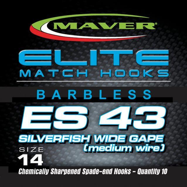 Silver Maver Elite Es43 Match Hk Sz 22 image 1