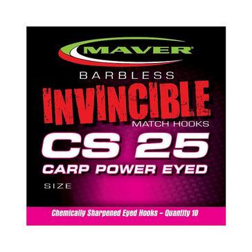 Silver Maver Invincible Cs25 Size 16