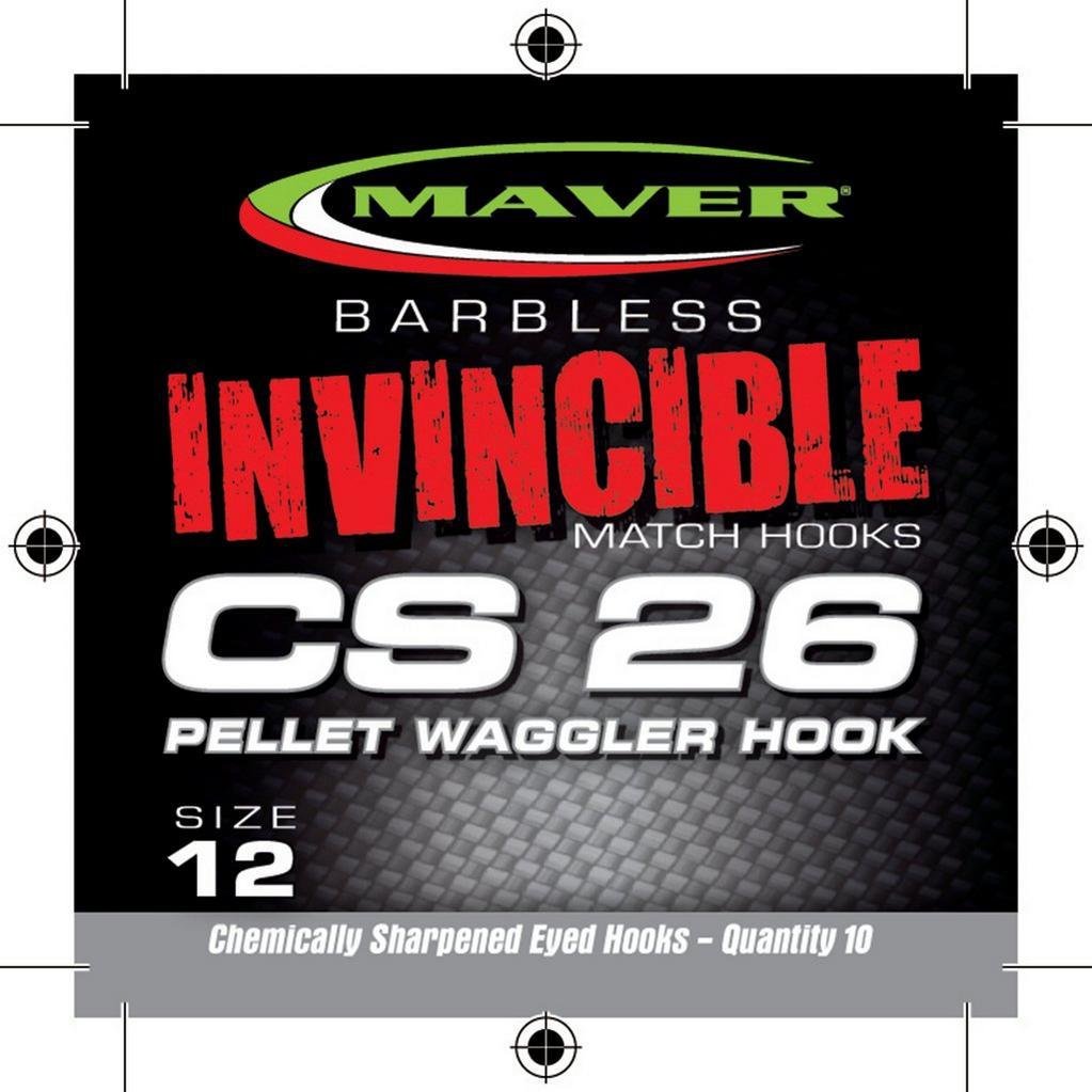 Silver Maver Invincible Cs26 Size 20 image 1