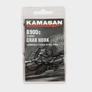 Kamasan B900C Crab Hooks Size 2