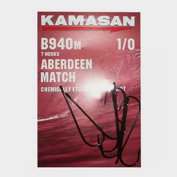 Kamasan B940M Blk Aberdeen Sz 2/0