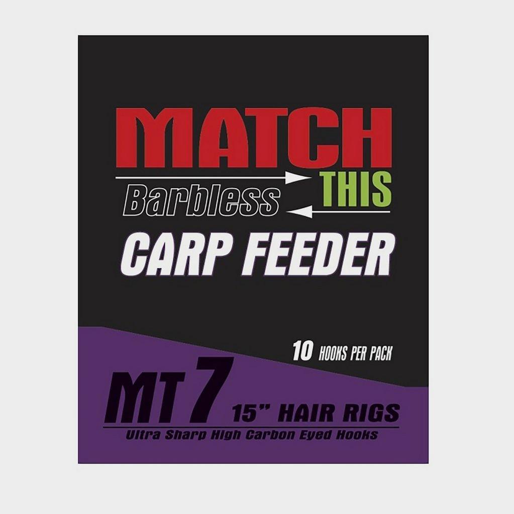 Maver Match This Htn Carp Fdr Sz 10 image 1