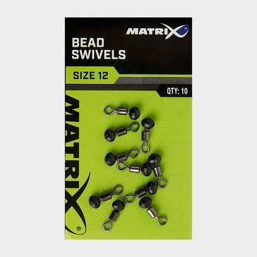 Yellow MATRIX Size 12 Bead Swivels