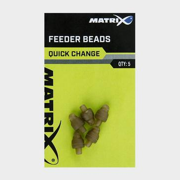 Green MATRIX Quick Change Feeder Beads