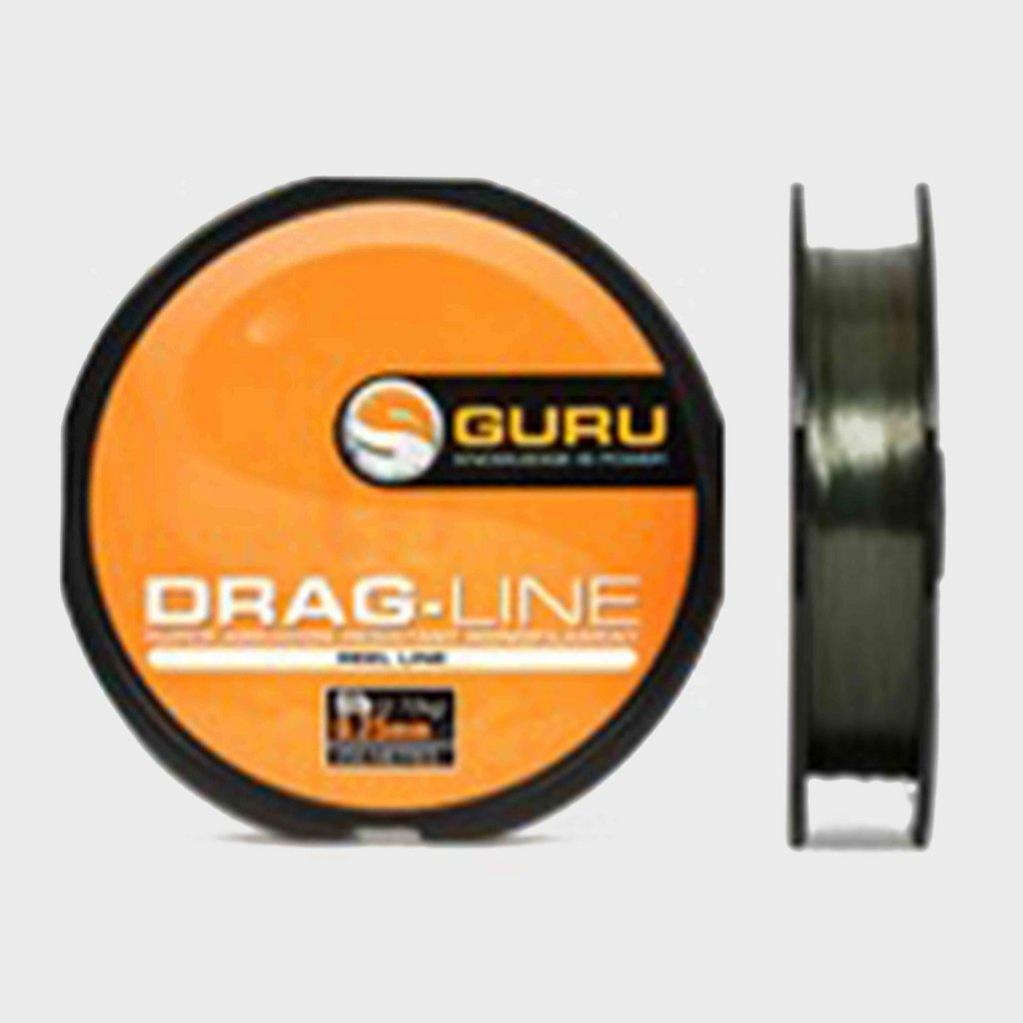Silver GURU Drag Line 4Lb 0.20Mm image 1