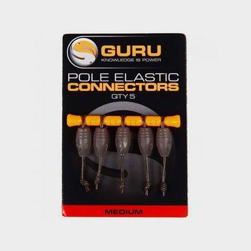 Brown GURU Elastic Connector Medium