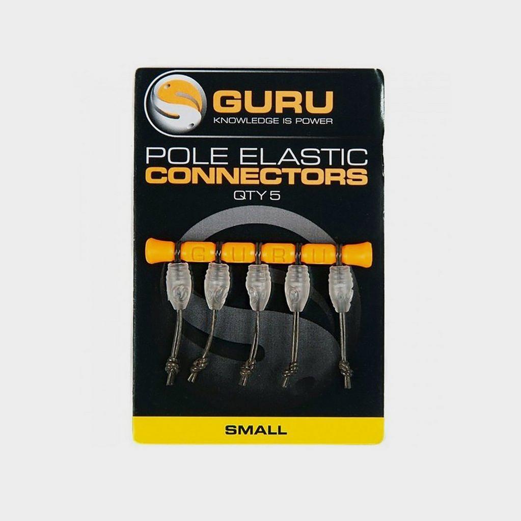 Black GURU Elastic Connector Small image 1