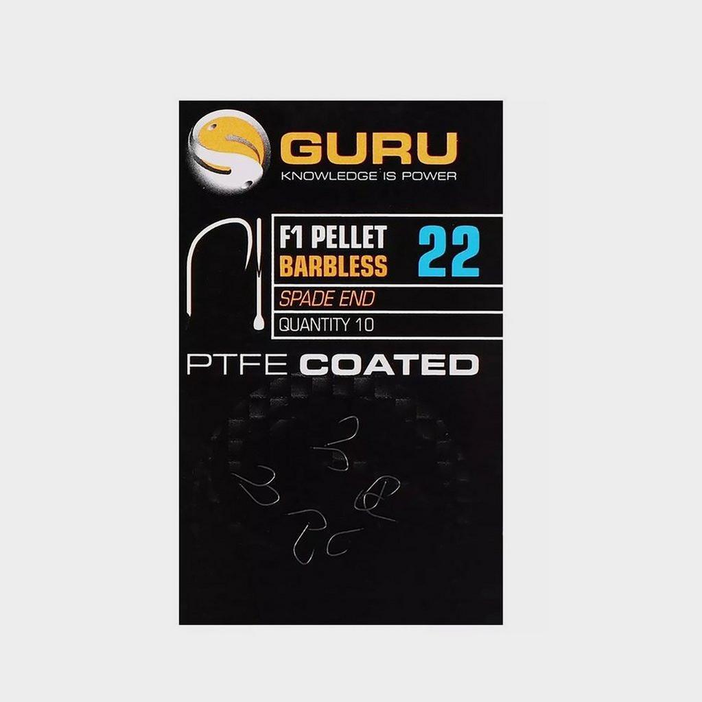 BLACK GURU F1 Pellet Hook Size 22 image 1