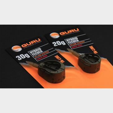 Black GURU Super Mini Hybrid Feeder 20g