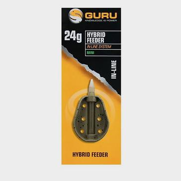 Green GURU Hybrid Feeder Mini 24g