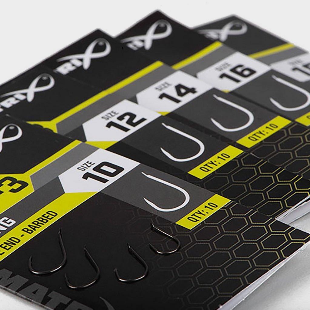 BLACK MATRIX MXB-3 Size 16 Barbed Spade image 1