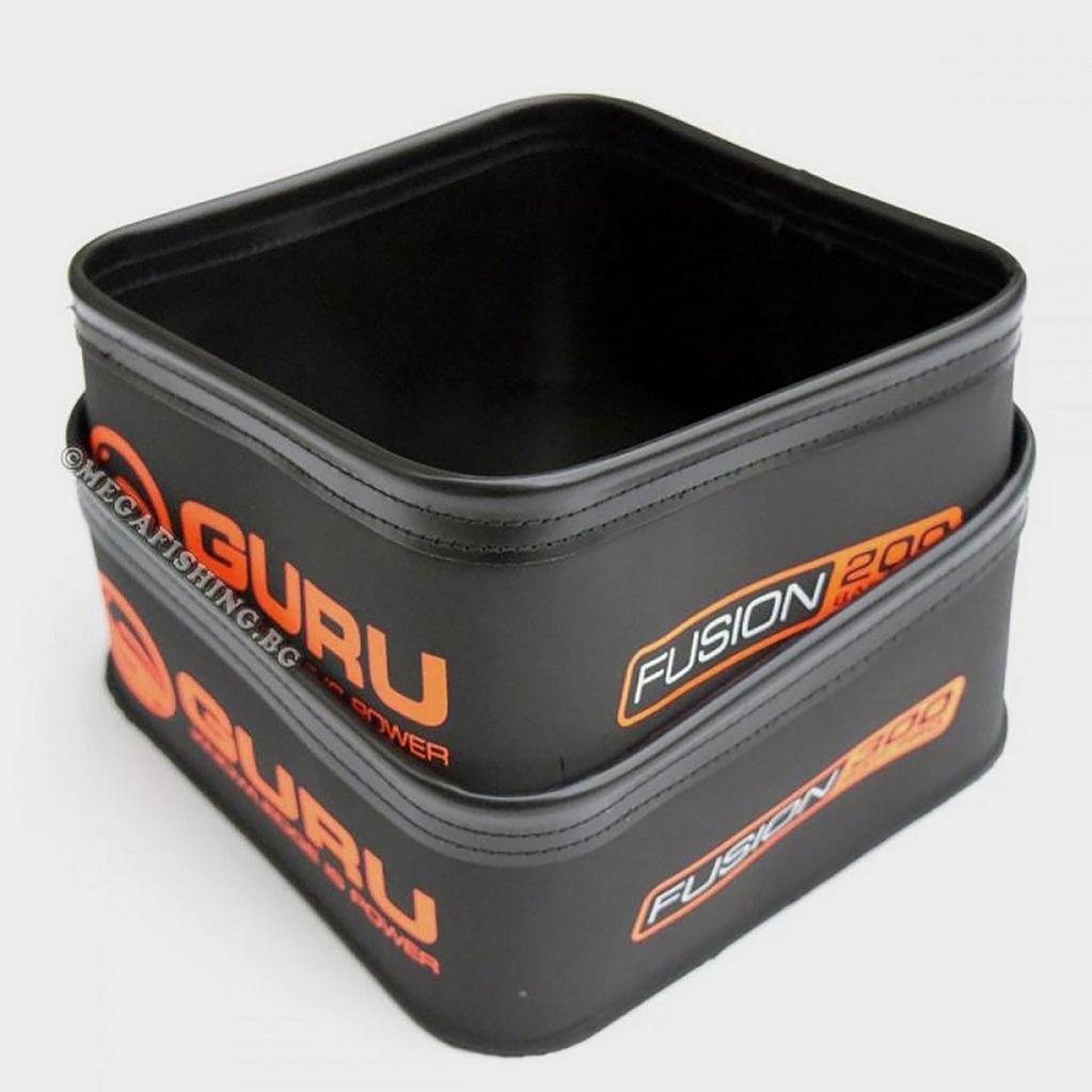 Black GURU Fusion 300 Bait Pro Case image 1