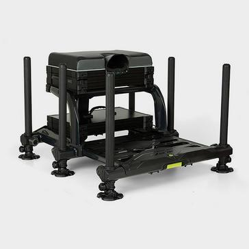 Black MATRIX Xr36 Pro Shadow Seatbox