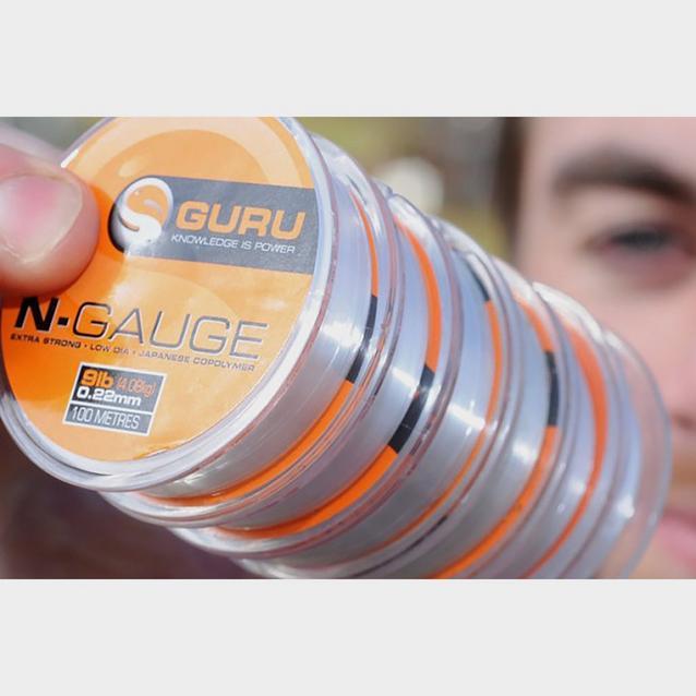 Silver GURU N Gauge 6Lb 0.17Mm image 2