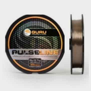 Brown GURU Pulse Line 8lb 0.25mm