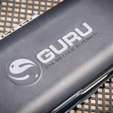 "Black GURU Stealth 6"" Rig Case"
