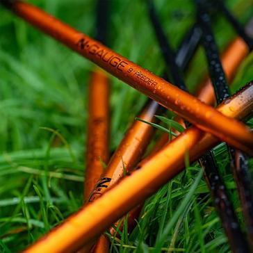 Orange GURU N-Gauge Feeder Rod (11ft)