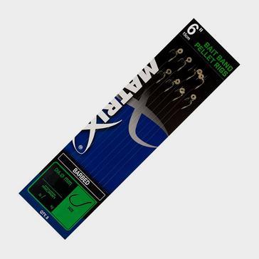 Black GURU QM1 Bait Bands (size 16)