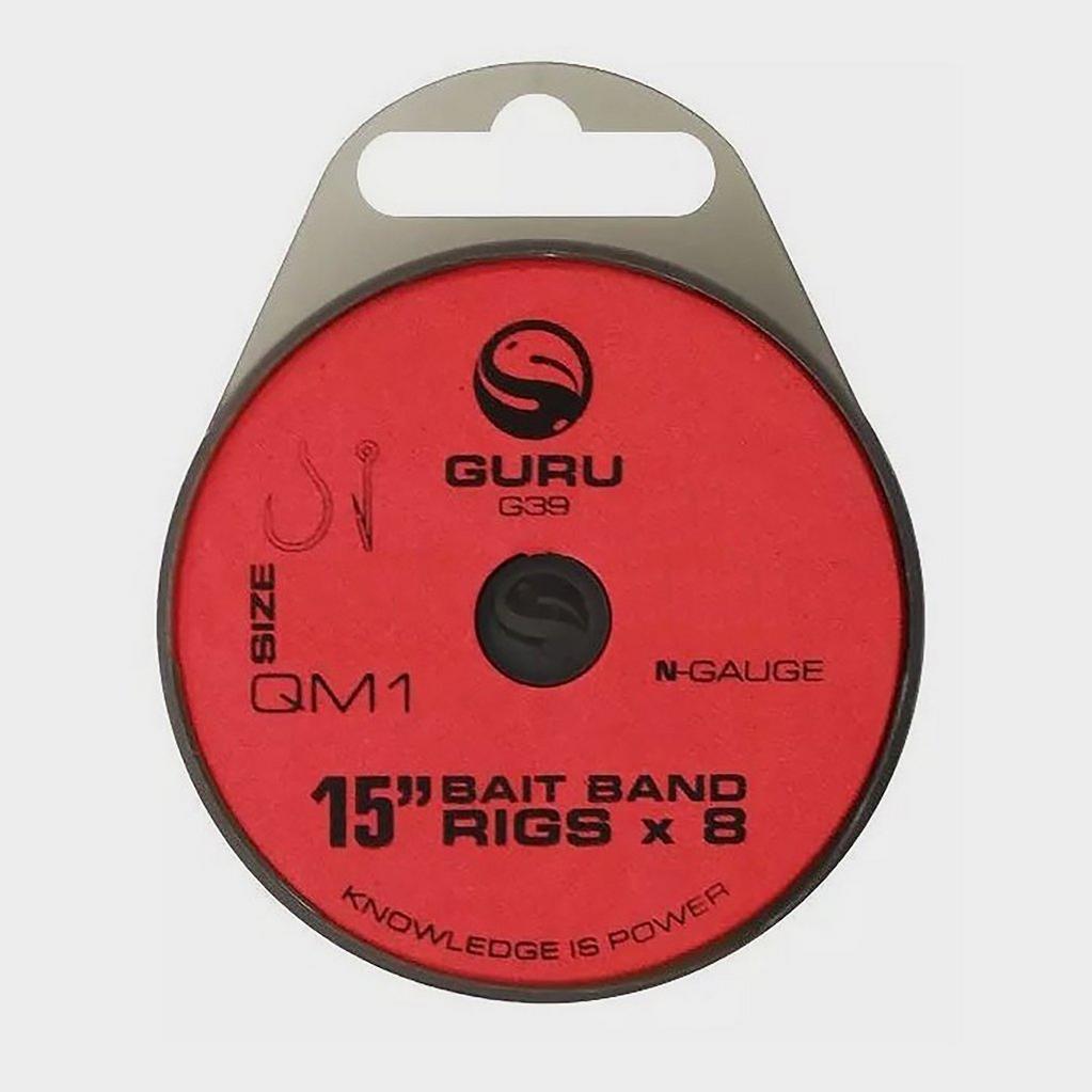 GURU Qm1 Bait Bands 15i Sz 18 image 1