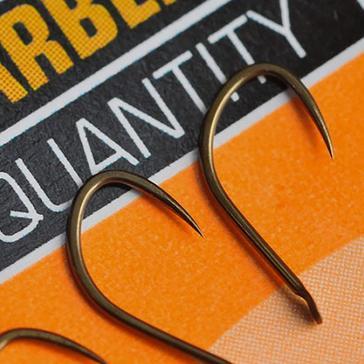 Brown GURU Super LWG Hook Size 16