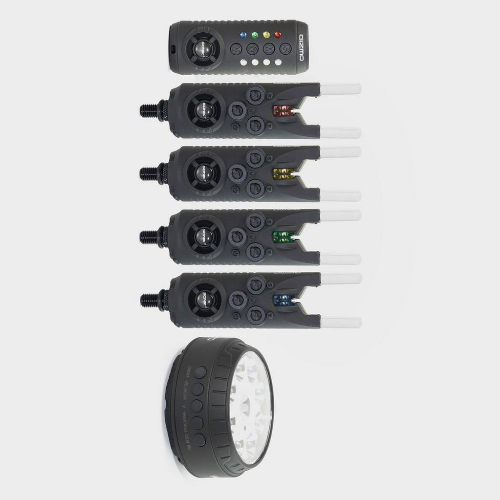 Sonik Gizmo 2+1 Alarm Bivvy Lamp image 1