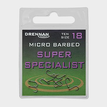 Multi DRENNAN Spr Specialist Micro Brbd Sz 20