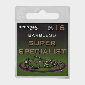 DRENNAN Super Specialist Hooks Size 20