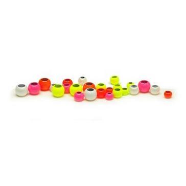 VENIARD Hot Clr Br Beads 4mm FL Ylw