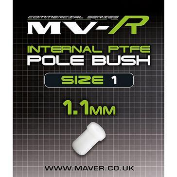 BLACK Maver Mv-R Internal Pole Bush Sz 7 - 2.8Mm - J1086