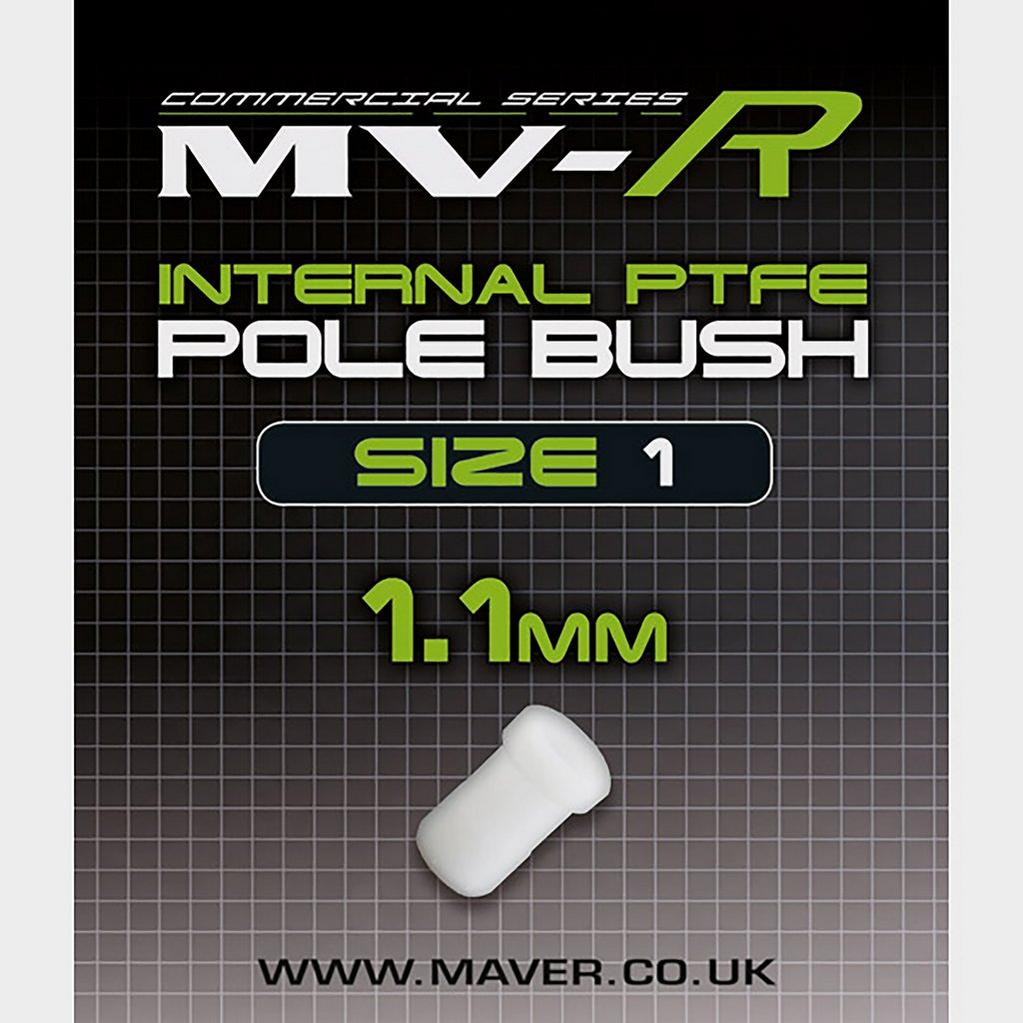 BLACK Maver Mv-R Internal Pole Bush Sz 12 - 4.2Mm - J1091 image 1
