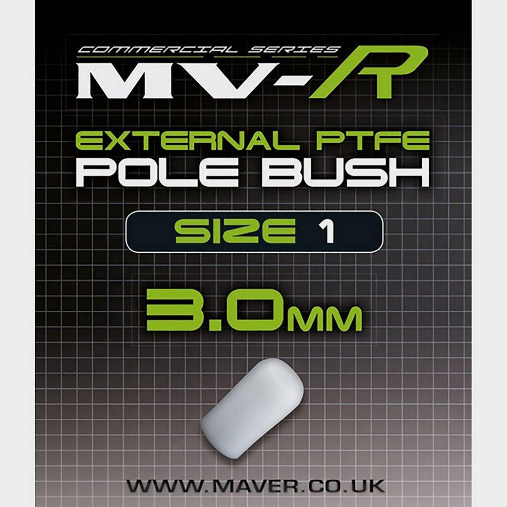 BLACK Maver Mv-R External Pole Bush Sz 2 - 3.5Mm - J1101 image 1