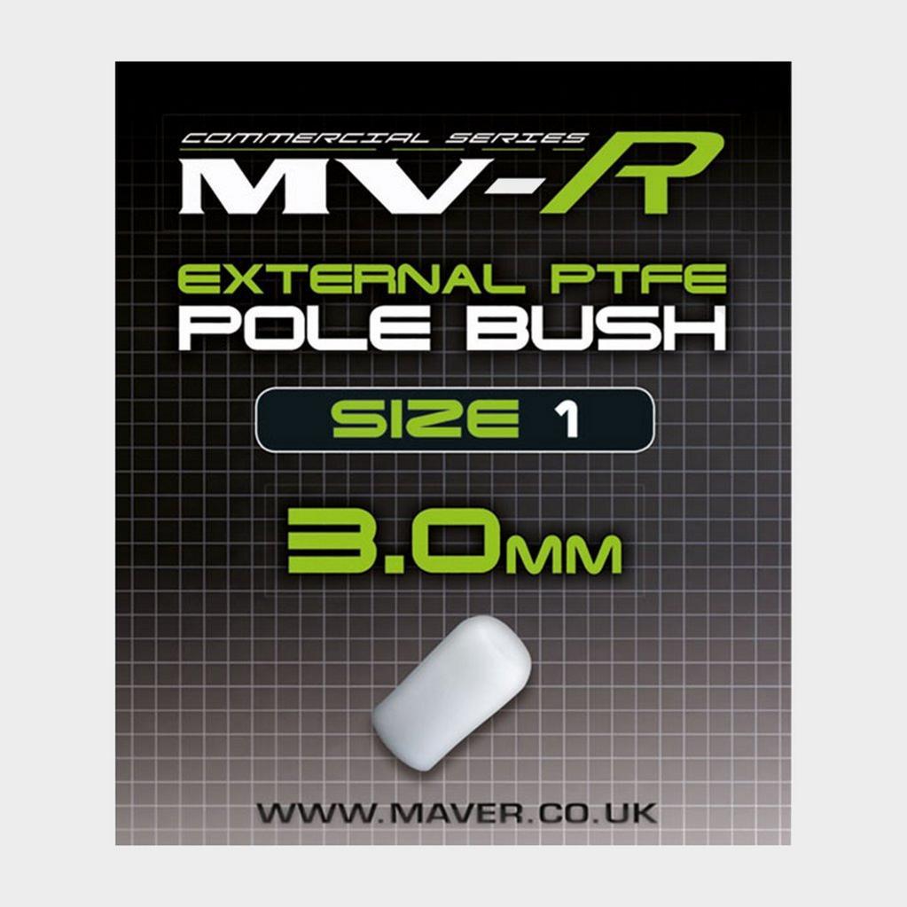 BLACK Maver Mv-R External Pole Bush Sz 4 - 4.5Mm - J1103 image 1