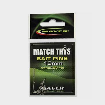 Maver Match This Bait Pins 10M