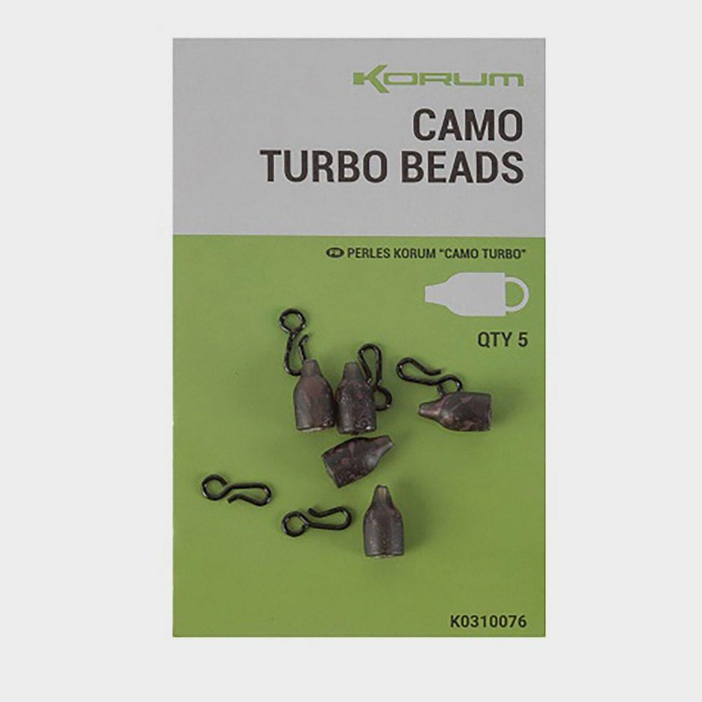 Black KORUM Camo Turbo Beads image 1