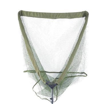 Khaki KORUM Folding Latex Triangle Net 26in