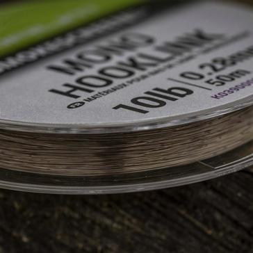 Multi KORUM 12lb Smokescreen Mono Hklink