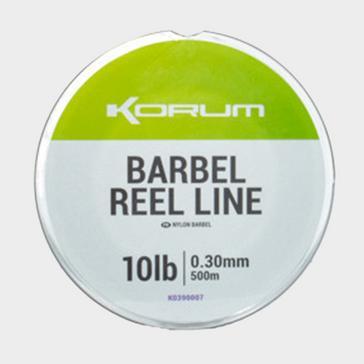 WHITE KORUM Barbel Reel Line 10Lb 0.30Mm