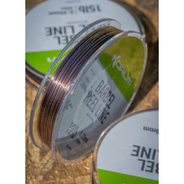 Green KORUM Barbel Reel Line 0.35mm (15lb)
