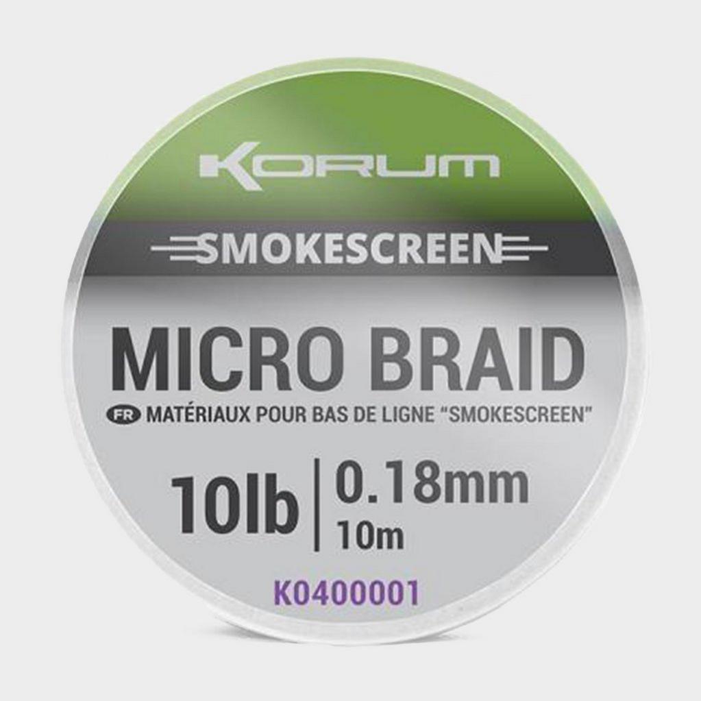 Multi KORUM 10lb Smokescreen Micro Brd image 1