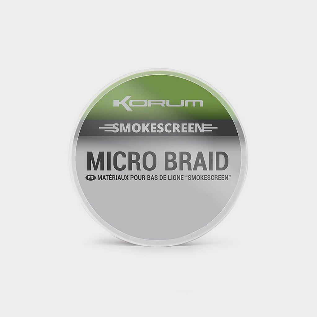 KORUM 15lb Smokescreen Micro Brd image 1