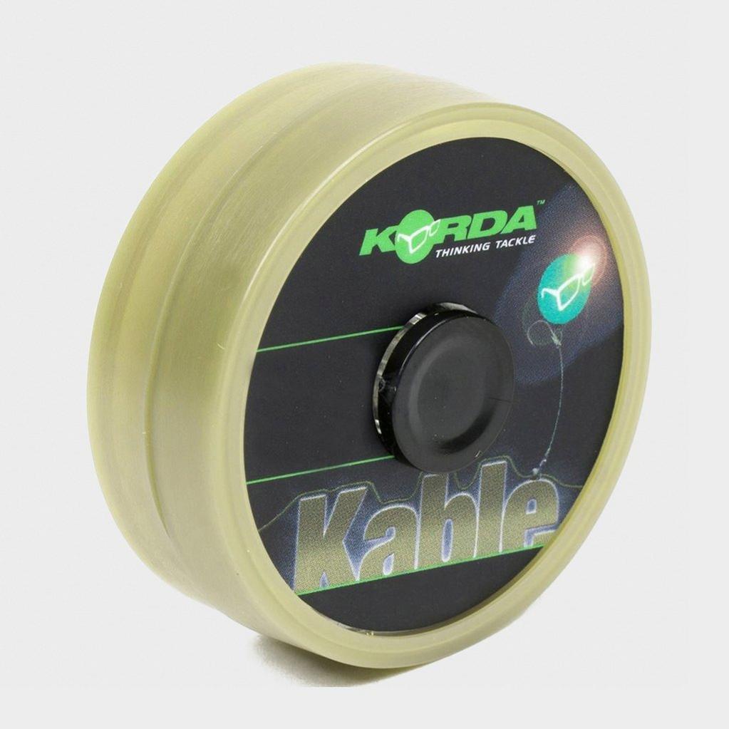 Green Korda Kable Weed/Silt 25M image 1