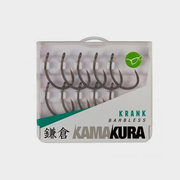 Korda Kamakura Krank Barbless 8